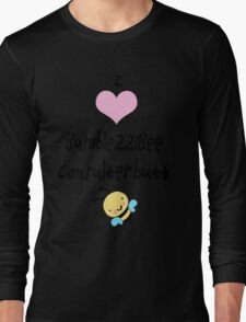 I Heart Benedict Long Sleeve T-Shirt