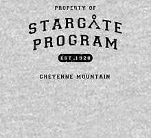 Property of Stargate Program Unisex T-Shirt