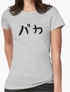 B A K A Womens Fitted T-Shirt
