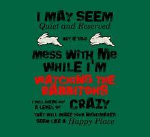 Rabbitohs Crazy Unisex T-Shirt