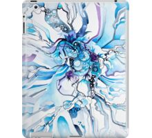 Sub-Atomic Stress Release Therapy - Watercolor Painting iPad Case/Skin