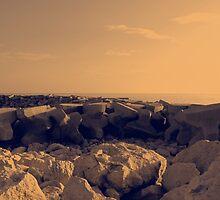a different beach  by mkokonoglou