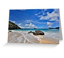 The Beach Greeting Card