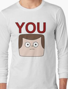 A Jeff is You Long Sleeve T-Shirt