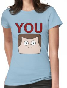 A Jeff is You Womens Fitted T-Shirt