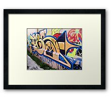 Your Guess Framed Print