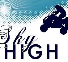 sky high atv by maydaze