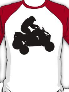 atv silhouette T-Shirt