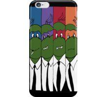 Reservoir Turtles iPhone Case/Skin