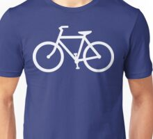 bicycle silhouette Unisex T-Shirt