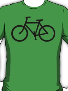 bike silhouette T-Shirt