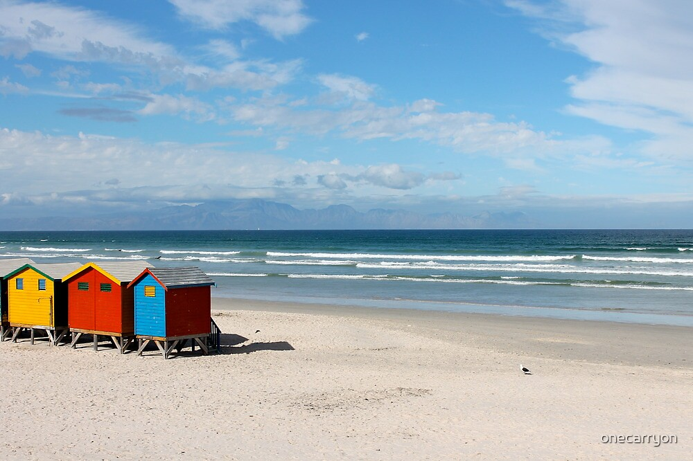 Muizenberg by onecarryon