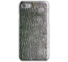 White Ash Tree Bark iPhone Case/Skin