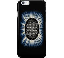 crossing the line iPhone Case/Skin