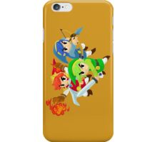 Triforce Heroes iPhone Case/Skin