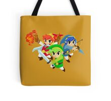 Triforce Heroes Tote Bag