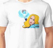 Sue Storm Energy Blasts T-shirt Unisex T-Shirt