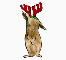 surly xmas rabbit Unisex T-Shirt