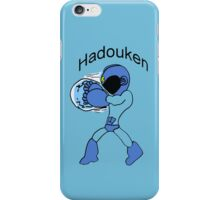 Mega Man Hadouken iPhone Case/Skin