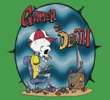 Gamer til Death Baby Tee