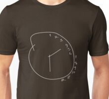 Draw me a clock... Unisex T-Shirt