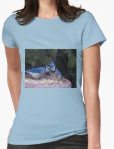 Blue Jays away Womens Fitted T-Shirt