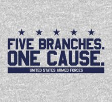 Five Branches: Coast Guard by Mark Omlor