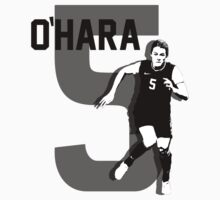 USWNT Kelley O'Hara 5 (away) by rcmary