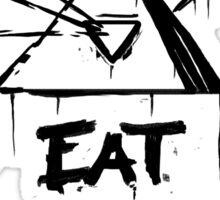 EAT THE LIGHT! Sticker