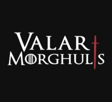 Valar Morghulis by Cheesybee