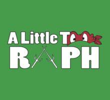 A little too Raph ninja Turtle by Brantoe