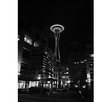 Seattle Nights Photographic Print