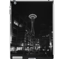Seattle Nights iPad Case/Skin
