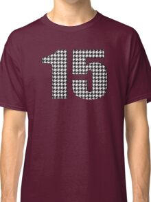Alabama Houndstooth 15 Classic T-Shirt