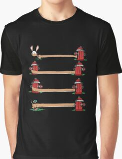 The Long Hotdog Graphic T-Shirt