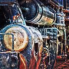 Locomotive by Gunter Nezhoda