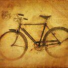Robert's Bicycle by viennablue