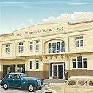 Te Awamutu Hotel by contourcreative