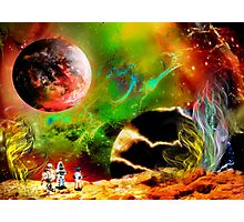~ The team decides there are no Earthlike planets & there never were! ~ Photographic Print