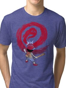 Cosmic Destroyer Tri-blend T-Shirt
