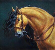 Warlander Stallion by SolaGratia