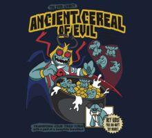 Ancient Cereals of Evil Kids Tee