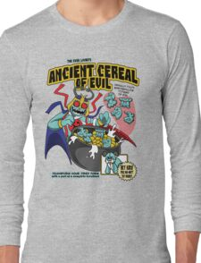 Ancient Cereals of Evil Long Sleeve T-Shirt
