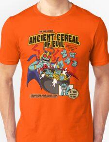 Ancient Cereals of Evil Unisex T-Shirt