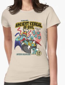Ancient Cereals of Evil Womens Fitted T-Shirt