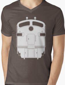 EMD F7a Mens V-Neck T-Shirt
