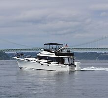 Carpe Diem...Let's Go Now - The Narrows, Puget Sound, Washington by seeingred13