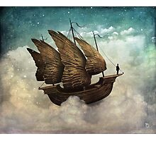 The Flying Merchant Photographic Print