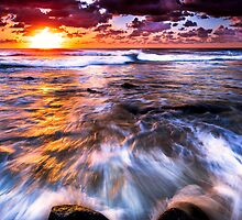 Rushing Tide by MikeAndrew