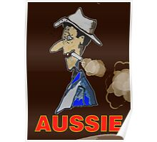 AUSSIE CHARACTOR Poster